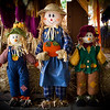 All Ready For Halloween (10/26/2012)<br /> Found this family of scarecrows at the local country store. Halloween is 5 days away.<br /> Hope you have a great Friday!<br /> -Bob